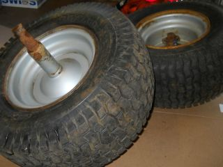 Riding Lawn Mower Rims Tires 16 x 7 50 8