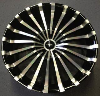 20 Panther 911 5x115 Wheels Rims Tires Cadillac DTS 2000 2001 2002