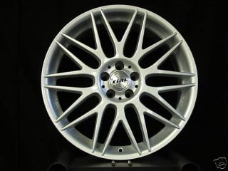 Set Rial Wheels 18 inch VW Jetta Golf Audi TT