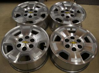 Suburban Tahoe Avalanche 17 Wheels Rims 5299  11