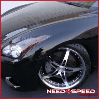 20 Infiniti G35 Sedan MRR GT 5 Staggered Rims Wheels