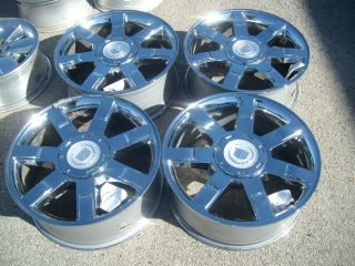 Cadillac Escalade 22 Chrome Wheels 560 5309