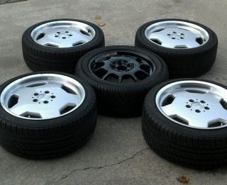 Factory Wheels Rims 18 Mercedes AMG S430 S500 S55 CL500 E55 E430