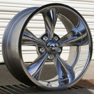 20x10 Streeter Showwheels Ford Chevy Mopar Dodge Wheel