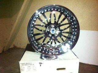 Asanti AF213 20 Set of Stag Wheels for Mercedes CLS 55