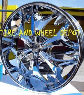 26 inch B3 Rims Aviator Explorer Rangerover Crown Vic Mountaineer