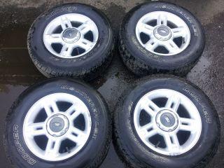 02 05 Ford Explorer Alloy Rim Wheel 16