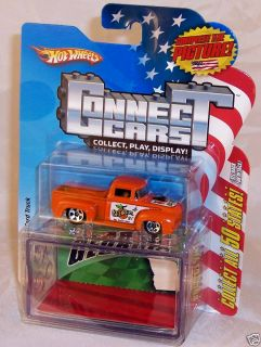 Hot Wheels Connect Cars 4 Georgia 56 Ford Truck New
