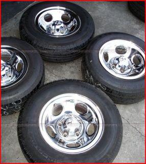 15 inch Used Dodge RAM Rims Wheels Tires