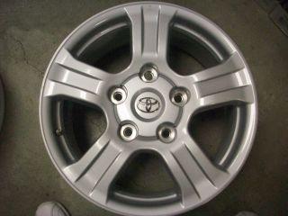 18 Toyota Tundra Land Cruiser TRD Polished Factory Wheels Rims
