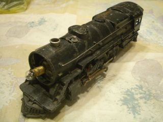 Lionel 2025 Steam Engine 1947 52 Baldwin Wheels Good for Restoration