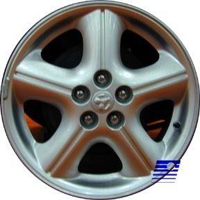 Dodge Stratus 2004 2006 16 inch Compatible Wheel Rim