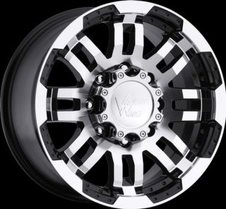 16 Vision Warrior Wheels Rims 6x4 5 6 Lug Nissan Pathfinder Xterra