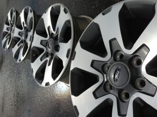 F150 FX4 Platinum Harley Factory Stock 18 Wheels Rims 20