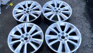Ford Flex 20 Hyper Silver Finish Alloy Wheels Sale