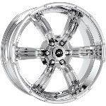 22 inch Chrome Wheels Rims Nissan Armada Titan QX56 New