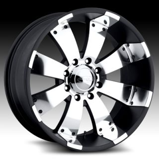 Chevy Ford Dodge 3 4 Ton 2500 F350 H2 20 Wheels Rims