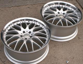 Adr M Classic 20 Silver Rims Wheels Mercedes CLS55 AMG 20 x 8 5 9 5