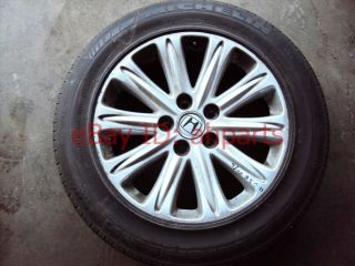 Odyssey EXL T 17in Aluminum Wheel Rim PAX225 460A Michelin