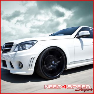 Benz W212 E350 E550 E63 Rohana RC5 Black Staggered Wheels Rims