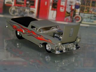 Hot Wheels 57 Ford Pro Stock Ranchero Drag Car Limited Edition 1 64