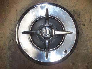 1958 58 Dodge Royal Lancer Hubcap Rim Wheel Cover Hub Cap 14 OEM USED