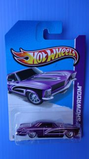 Hot Wheels 2013 Super Treasure Hunt 64 Buick Riviera Very Hard to Find