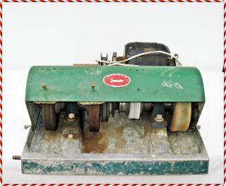 Stonemasters 6 Wheels lapidary Grinder w 1 4 HP GE Motor 1725 RPM