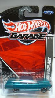 2011 Hot Wheels Garage 66 Ford Fairlane 3 20