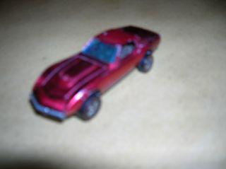 Hot Wheels Red Line 1967 Custom Corvette