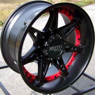 20 Moto Metal MO961 Wheels Rim Chevy Silverado Dodge RAM Ford 2500