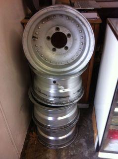 Centerline Aluminum Mag Wheels 15 Wheels Rims 5x5 5 Ford Dodge