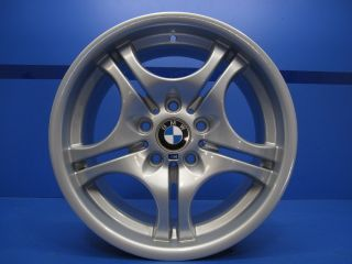 328i 330i 330CI 330xi M Parallel Double Spoke Styl 68 Rim Wheel