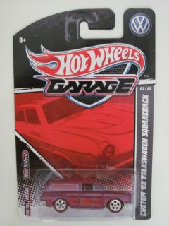 Hot Wheels Garage Custom 69 Volkswagen Squareback