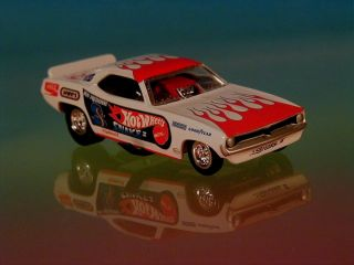 Hot Wheels Don Prudhomme Snake II Cuda Funny Car Limited 1 64 Scale