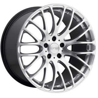 20 MRR HR6 Wheels Rims BMW E60 525 530 535 545 550 E63 645 650 E65