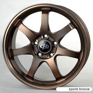 Rota SDX 17x7 5 5x114 3 ET45 73 1 Sport Bronze Wheels