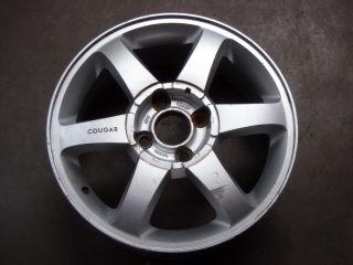 Mercury Cougar 1999 Rim Wheel Alloy Factory Used Original 16