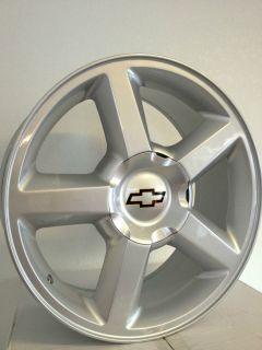 Chevrolet Silverado Tahoe LTZ Avalanche OE Factory Replica Wheels