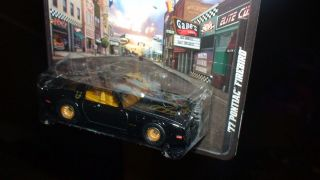 Hot Wheels Boulevard Series 77 Pontiac Firebird Trans Am Black