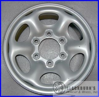 91 92 93 94 Nissan Pickup 4x4 15 Steel Wheel Rim