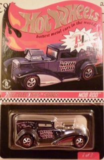 2012 Hot Wheels RLC Selections Mob Rod