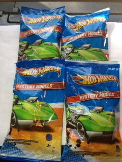 HOTWHEELS 2012 MYSTERY MODELS 73 FORD FALCON XB #6 & 92 FORD MUSTANG