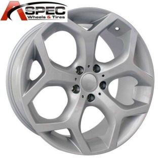20x9 5 10 5 Y Spoke Style Wheels 5x120 Rims 74 1 Hub Fits BMW x5 X6
