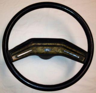 80 81 82 83 84 85 86 Ford F150 F250 F350 Bronco Steering Wheel W