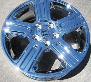 18 Factory Honda Ridgeline Chrome Wheels Rims MDX 714 940 1761
