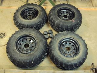 John Deere Gator 620i 620 4x4 UTV XUV Tires and Wheels Rims 225