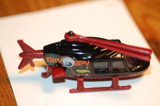2000 Hot Wheels Propper Chopper Sky Spy 241 Loose Mint