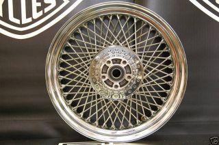 Harley Davidson 80 Spoke 16 Rear Wheel Softail