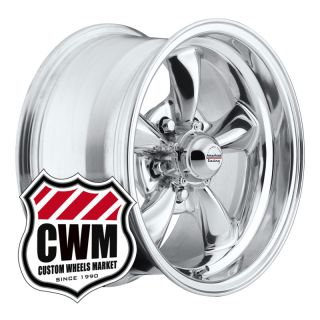 15x8 Chrome Wheels Rims 5x4 75 Lug Pattern for Chevy S10 Blazer 2WD